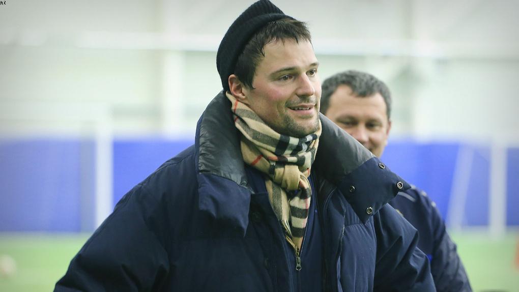 Данила Козловский в гостях у ФК «Тамбов» признался, что он фанат клуба