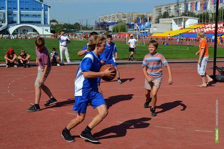 В Тамбове пройдут Президентские спортивные игры