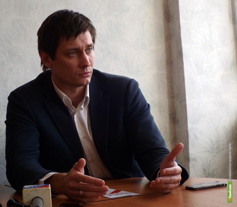 Депутат Госдумы собирается возобновить выборы мэра в Тамбове