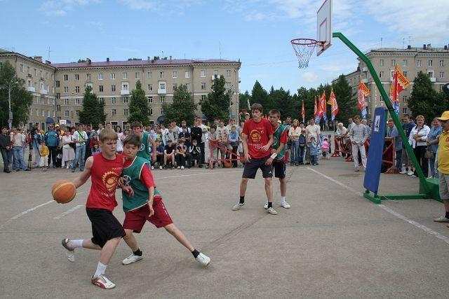 В Тамбове состоится чемпионат по уличному баскетболу