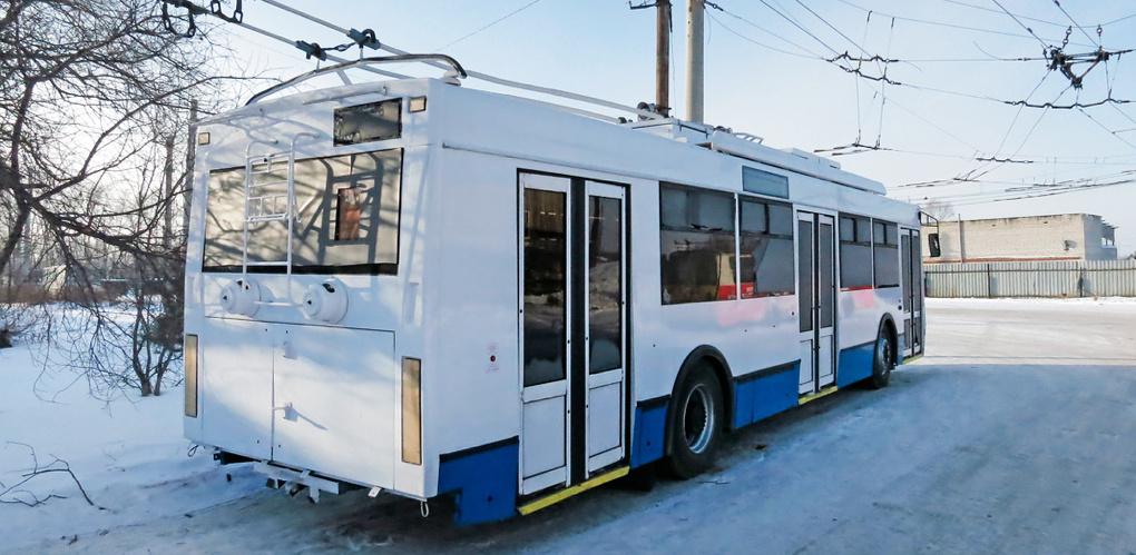 В вечернее время по Тамбову будет ездить меньше троллейбусов