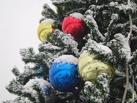 Тамбов предстал в новогоднем убранстве