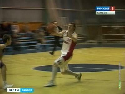 """Баскетболисты из Твери """"сделали"""" БК """"Тамбов"""""""