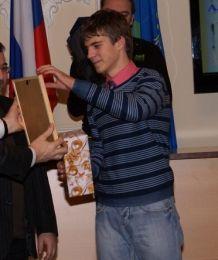 Тамбовчанин стал вторым в российской сборной