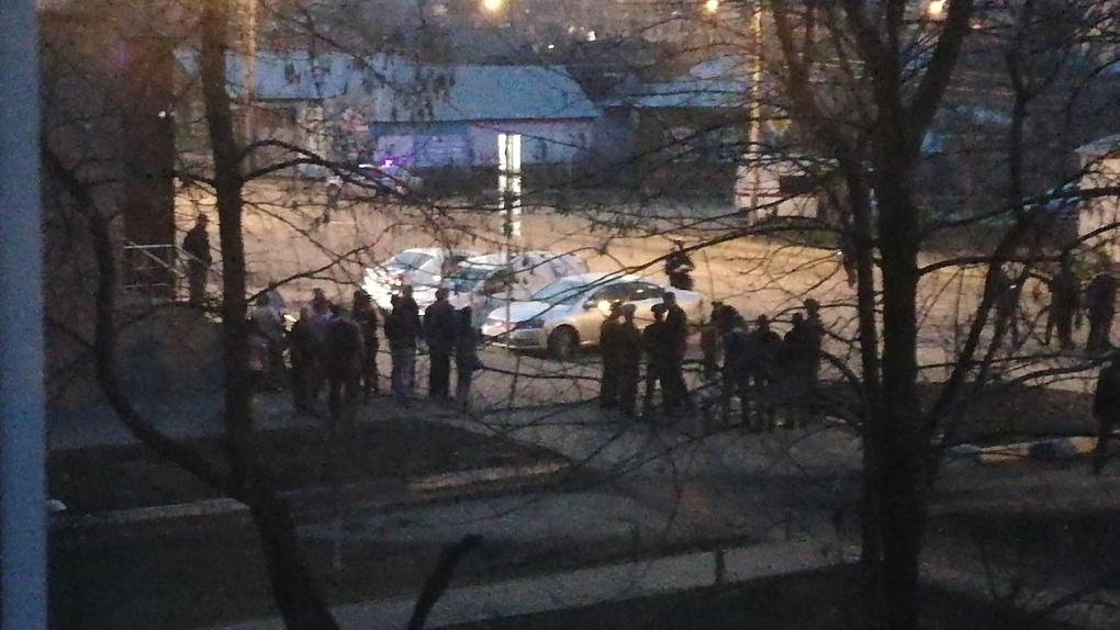 Не учения: тамбовские спецслужбы были подняты по тревоге после сообщения о бомбе