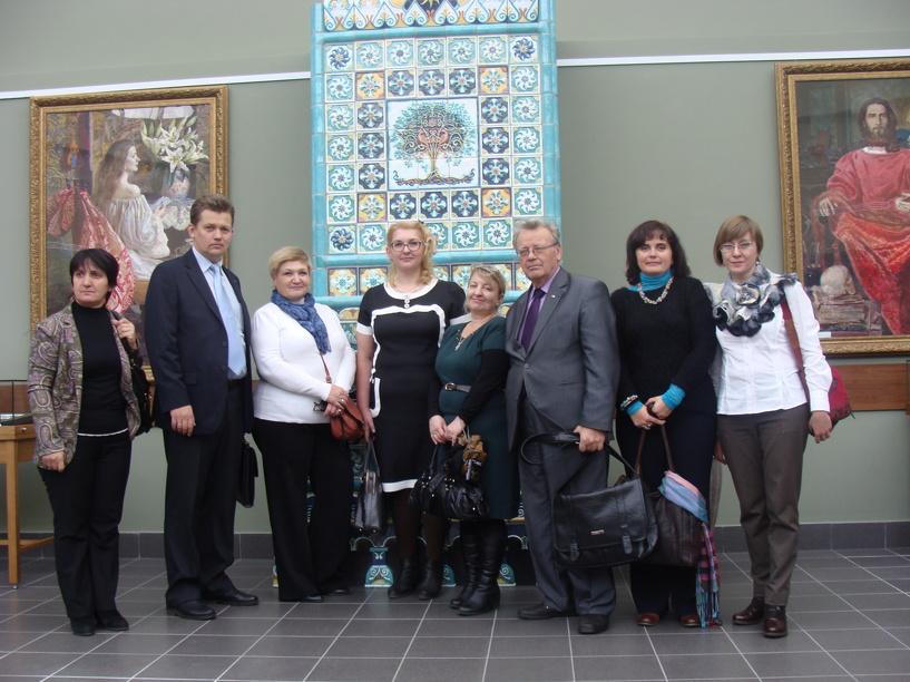 Поленовскую «художку» признали одной из лучших школ искусств в стране