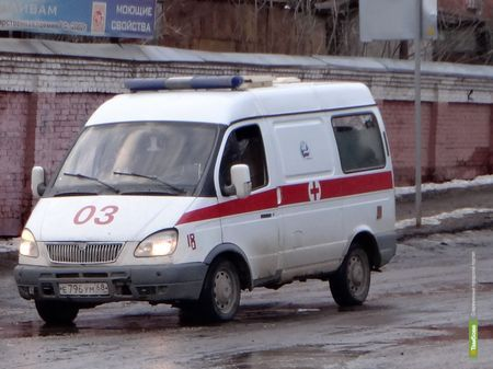 На Тамбовщине автоледи погибла в аварии