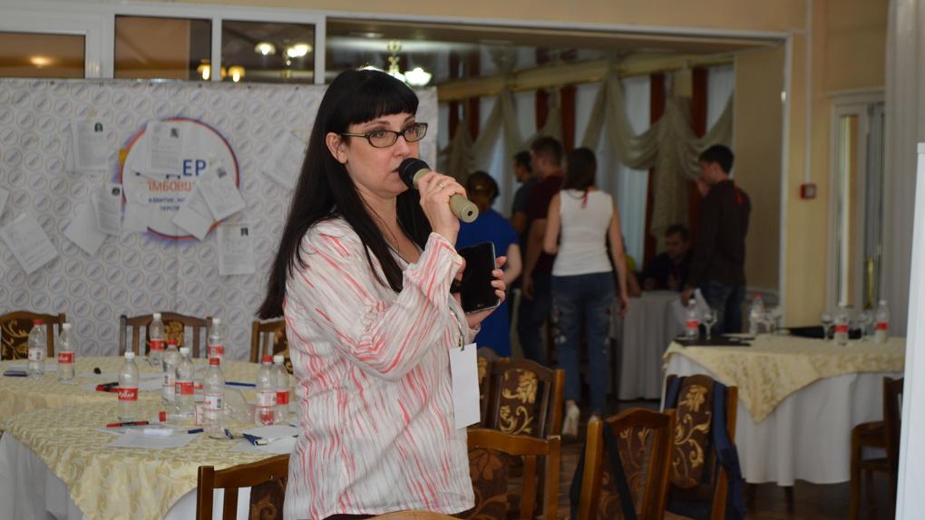 Тамбовский филиал РАНХиГС провел с лидерами Тамбовщины игру «ХедХантеры»
