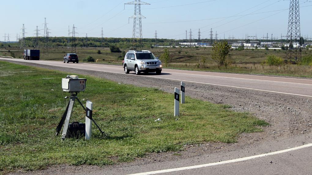 На территории Тамбовщины работают 95 стационарных и передвижных камер видеофиксации