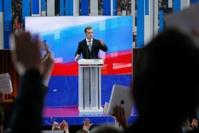 Дмитрий Медведев назвал главные неудачи своего президентства