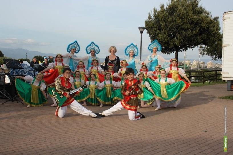 Тамбовчане научат итальянцев танцевать