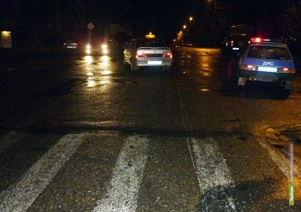 В Тамбове автомобилистка сбила двух школьниц