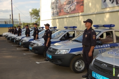 Вневедомственную охрану Тамбовской области посадили на «Ладу Гранта»
