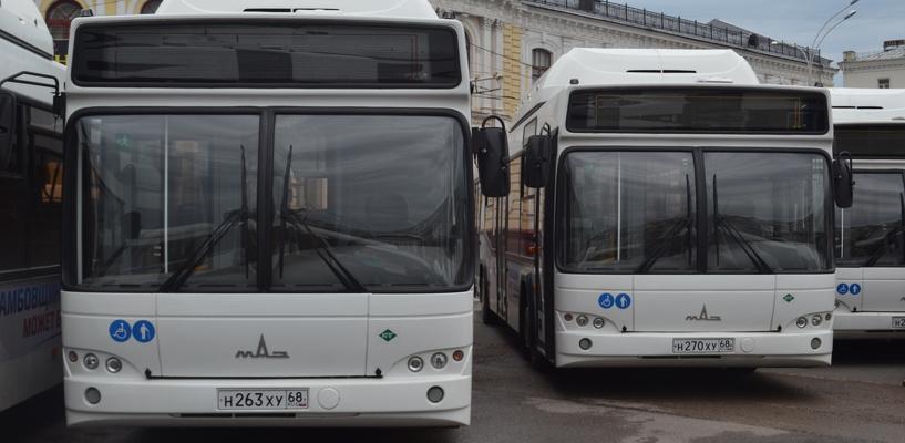 Автобусы №56 и №57 будут ходить чаще