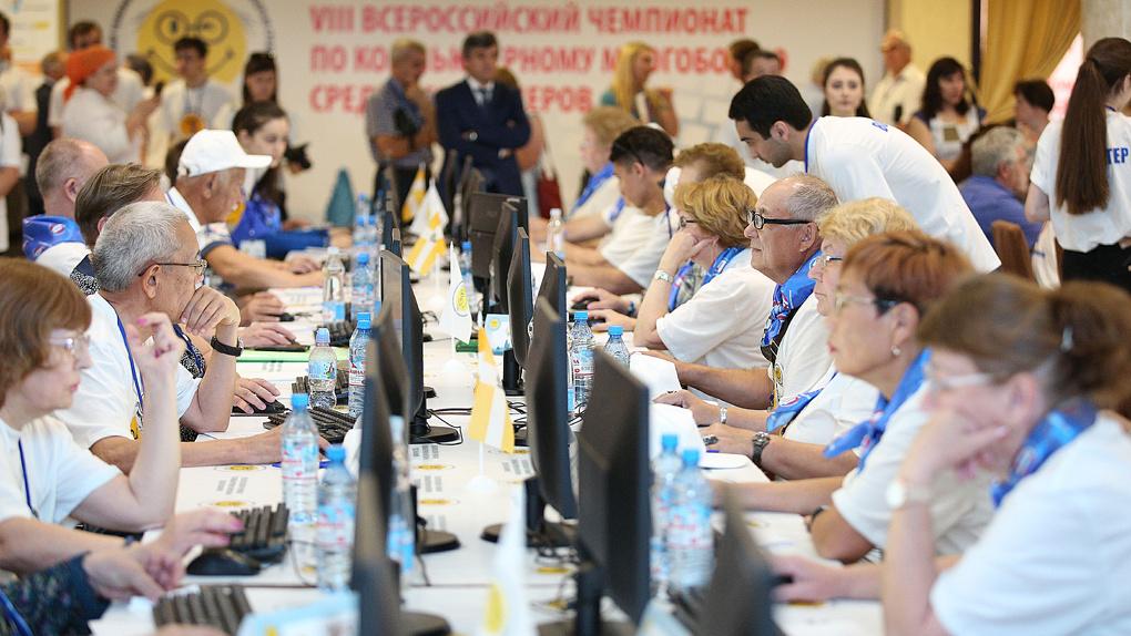 Киберспорт для дедушек: Тамбовский пенсионер завоевал «серебро» в компьютерном многоборье