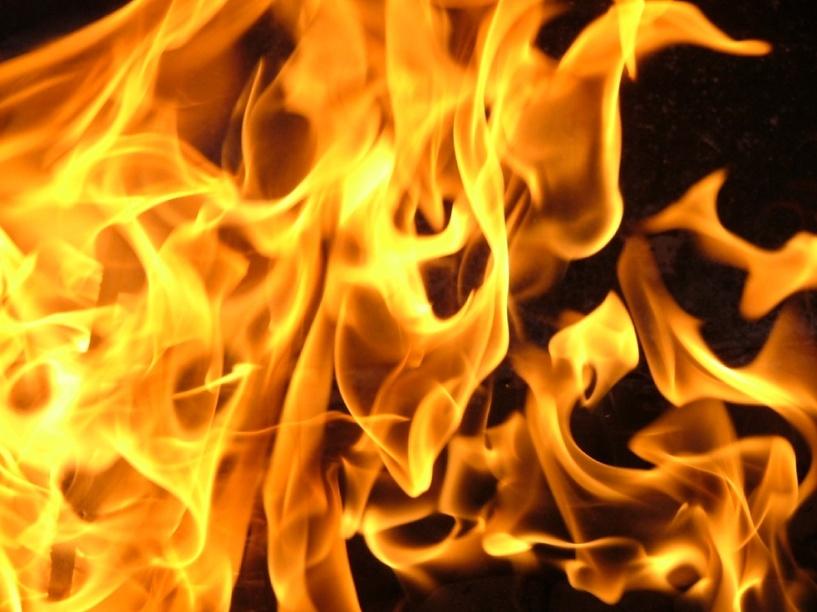 В огне погибла 2-летняя девочка