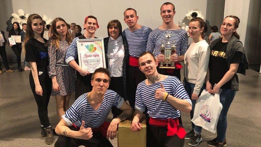 Тамбов взял третье место на всероссийской Студвесне