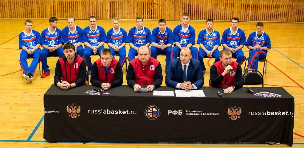 Тамбовские баскетболисты поблагодарили фанатов за поддержку на играх