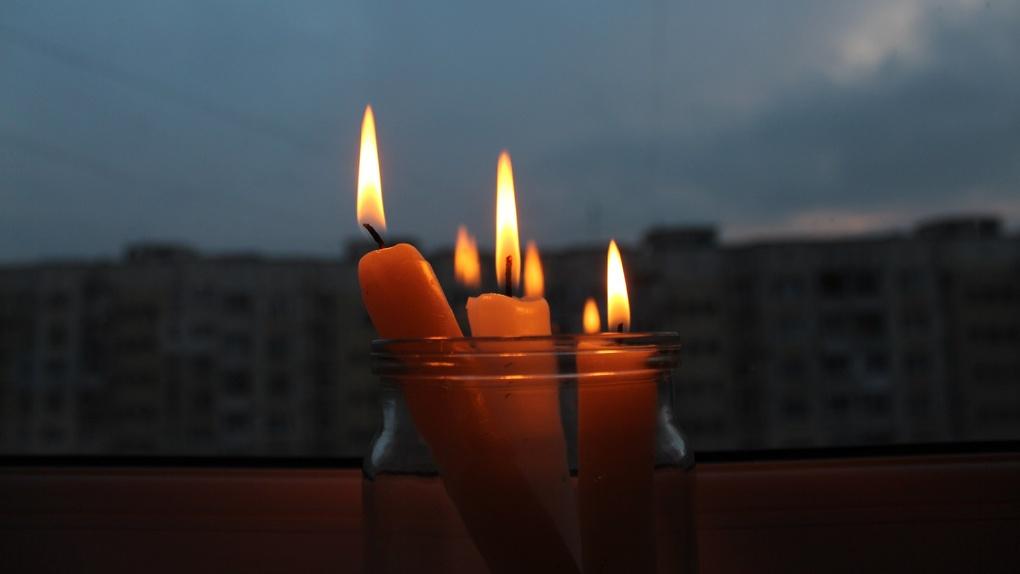 Доставайте свечи: на севере Тамбова снова отключат свет