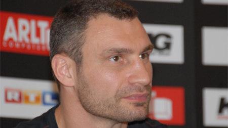Старший из братьев Кличко завершит спортивную карьеру в 2014 году