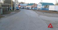 В Староюрьевском районе пьяный мотоциклист сбил пешехода