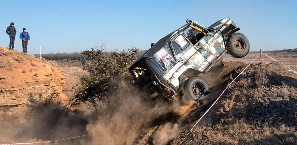 Восстание машин: в Тамбовской области пройдут соревнования по джип триалу