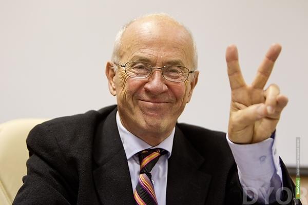 Потомок Альфреда Нобеля стал почётным профессором ТГТУ