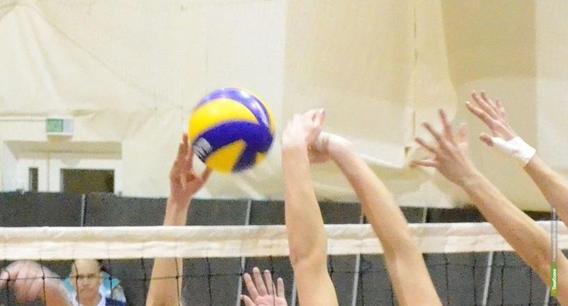 В Тамбове пройдёт очередной тур финальной стадии чемпионата по волейболу