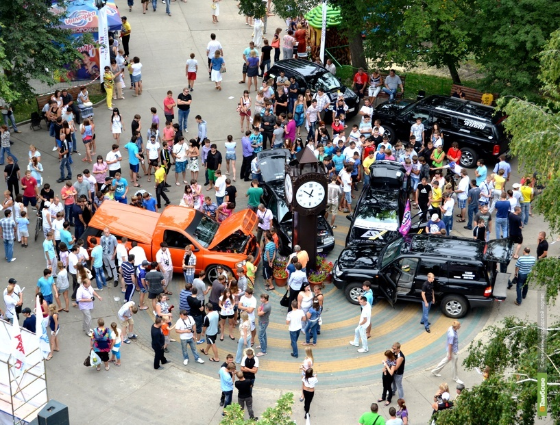 «Моторшоу 2012»: торжество звука ВТамбове