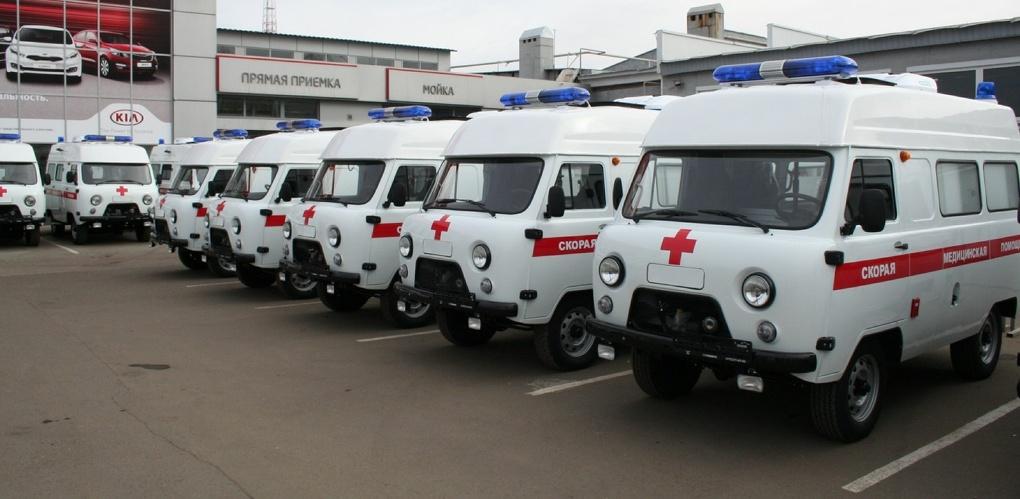 Тамбовские больницы получат новые автомобили скорой помощи