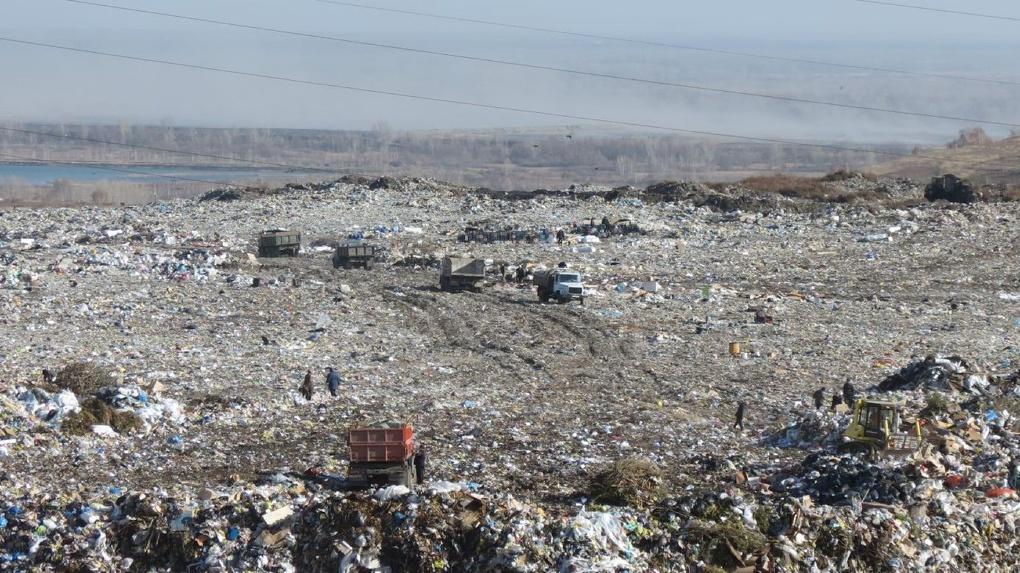 В регионе может появиться новый мусорный полигон