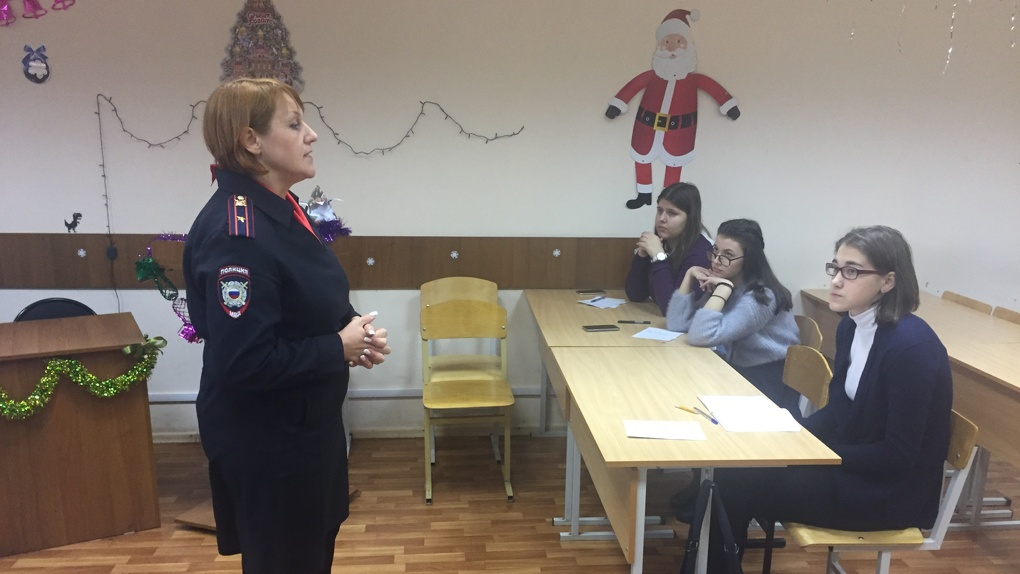Школьники продолжают изучать будущие профессии в Тамбовском филиале РАНХиГС