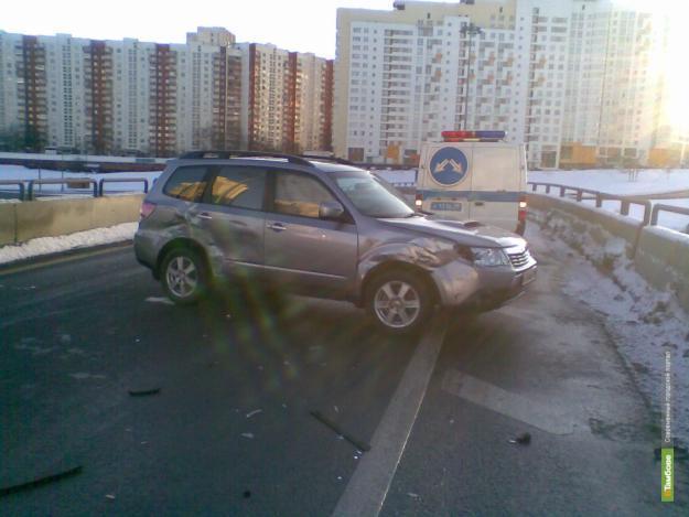 Тамбовские автолюбители устроили 22 ДТП