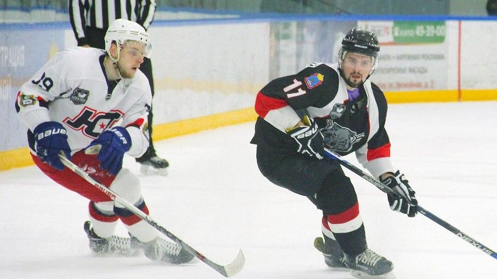 ХК «Тамбов» взял вторую уверенную победу в серии