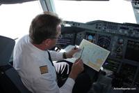 В Италии задержали фальшивого пилота Lufthansa
