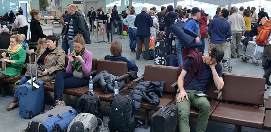 Среди пострадавших из-за массовых задержек рейсов авиакомпании «ВИМ-Авиа» оказались и тамбовчане