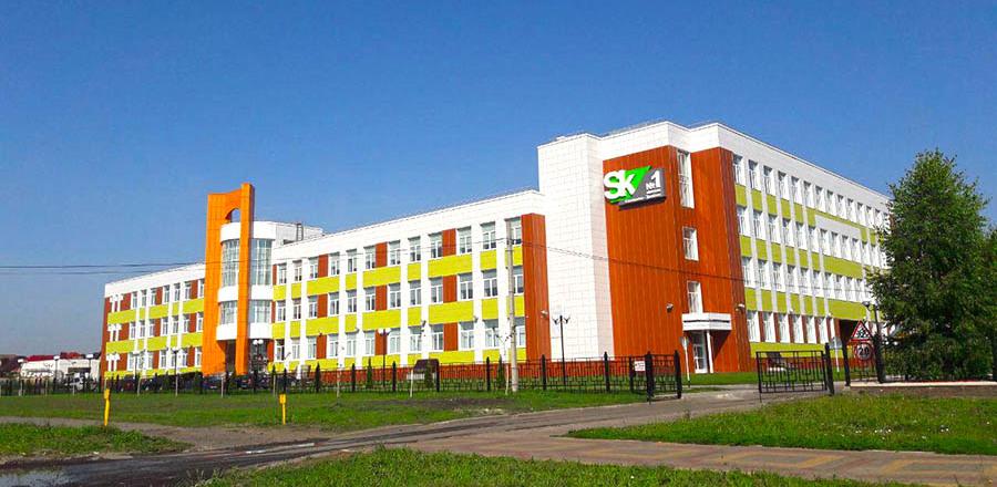 Обещанное выполнили: возле школы Сколково обустроили пешеходные переходы