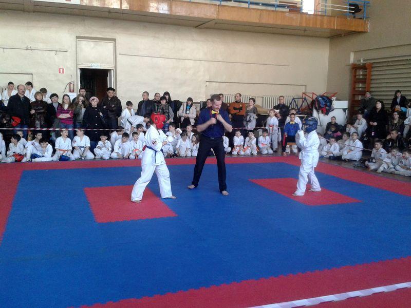 Мы там были: чемпионат по киокусин карате