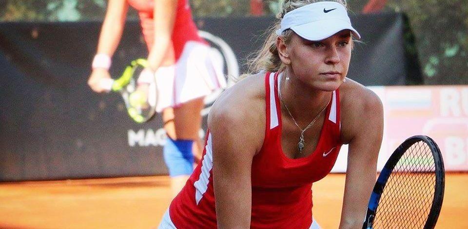 Олеся Первушина на Roland Garros: на счету тамбовчанки уже две победы