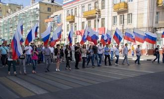 Праздничное шествие в День города проводить не будут
