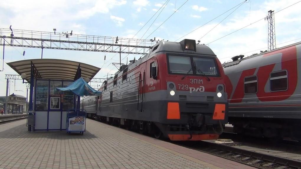 Тамбов возобновляет железнодорожное сообщение с Краснодарским краем