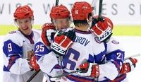 Молодежная сборная России по хоккею взяла бронзу чемпионата мира
