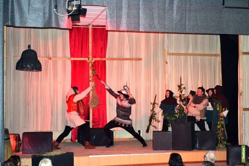 На тамбовской сцене ожили времена инквизиции
