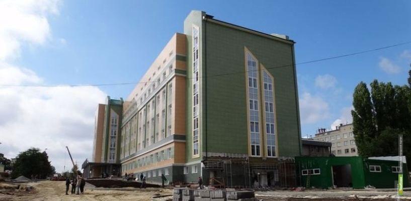 Хирургический корпус в Тамбове официально откроют в День России