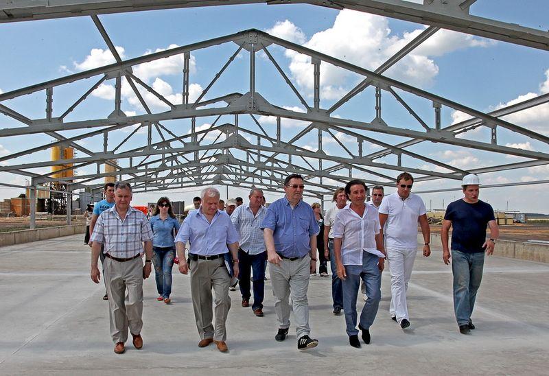 Первую линию комплекса «Тамбовская индейка» планируют запустить в следующем году