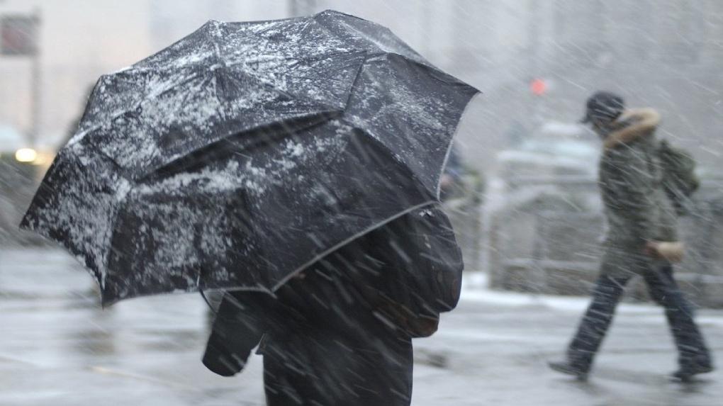 Будет очень скользко: в пятницу тамбовчан ожидают гололёд и дождь со снегом