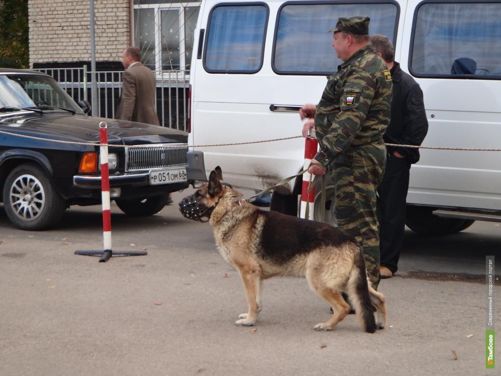Тамбовские полицейские задержали наркодилера из Москвы
