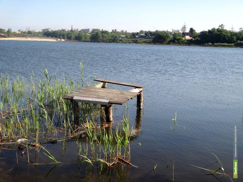 Тамбовские карьеры признаны наиболее опасными для купания