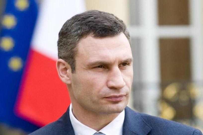 Телефонный шутник поговорил с Кличко о Путине, геях и горячей воде