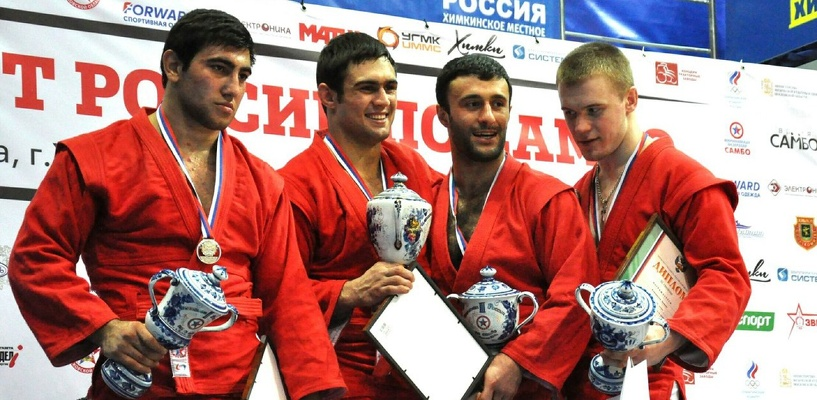 Тамбовчанин выиграл чемпионат мира по самбо